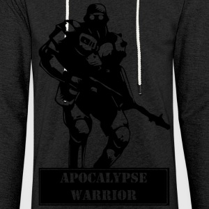 Apocalypse Warrior 2 - Sweat-shirt à capuche léger unisexe