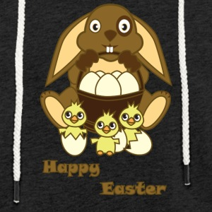 Easter Bunny - Light Unisex Sweatshirt Hoodie