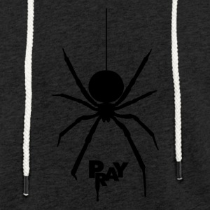 pray_black - Light Unisex Sweatshirt Hoodie