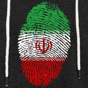 IN LOVE WITH IRAN - Light Unisex Sweatshirt Hoodie
