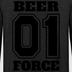 Force Beer 01 - Party Shirt - Sweat-shirt à capuche léger unisexe