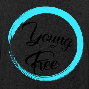 Young and Free - Light Unisex Sweatshirt Hoodie