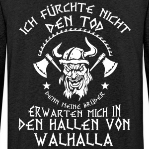 Viking Valhalla - Light Unisex Sweatshirt Hoodie