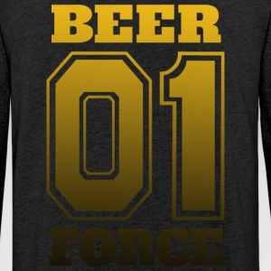 Force Beer 01 - Partyteam N1 - Sweat-shirt à capuche léger unisexe