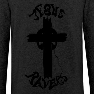 JesusRavers1 - Light Unisex Sweatshirt Hoodie