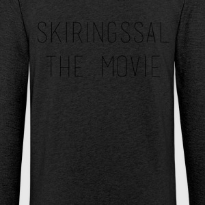 Skiringssal The Movie Hettegenser Gutt - Lett unisex hette-sweatshirt