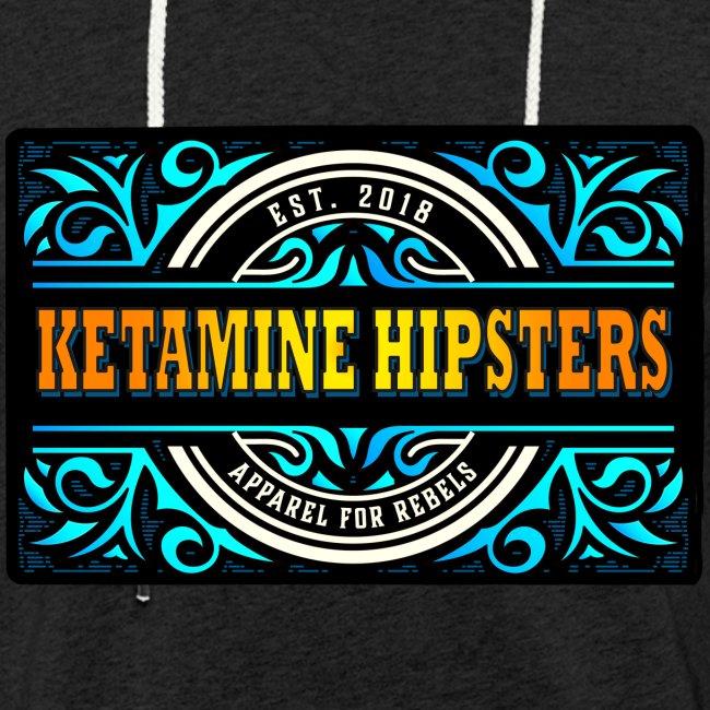 """Black Vintage"" - KETAMINE HIPSTERS Apparel"