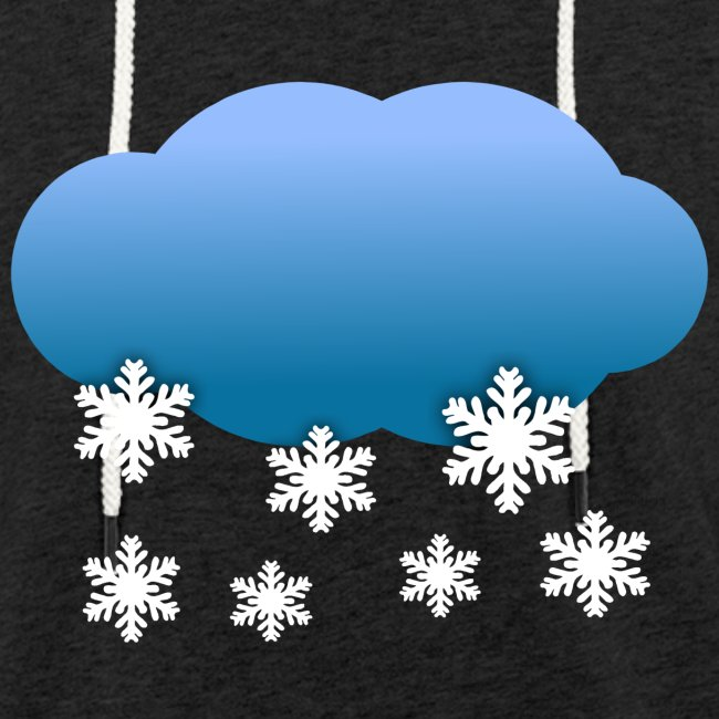 Wolke Schnee Winter Schneeflocke