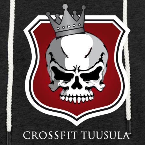 CrossFit Tuusula - Kevyt unisex-huppari