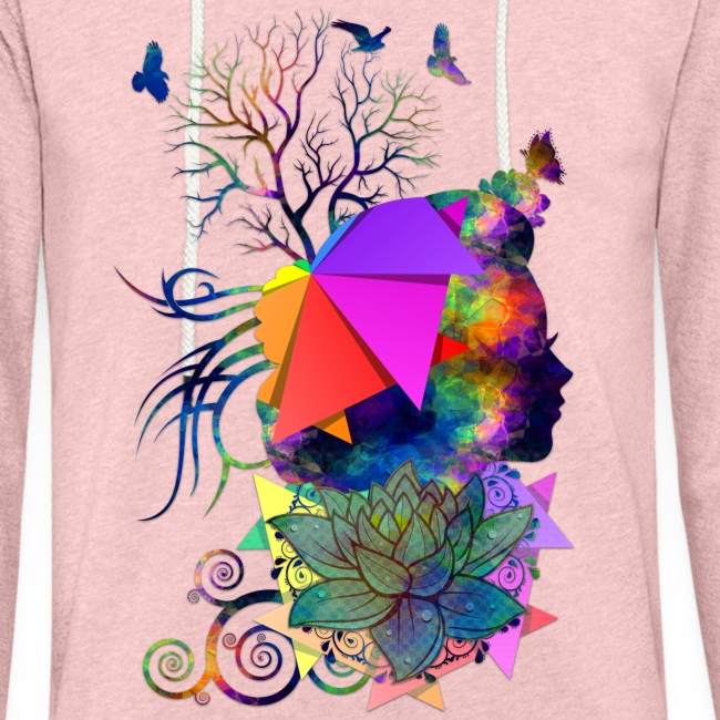 Lady Colors by T-shirt chic et choc