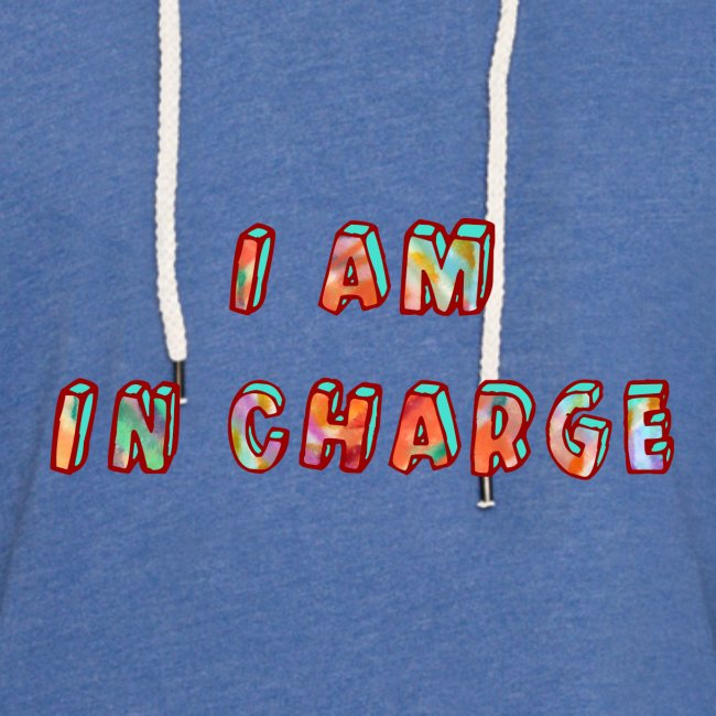 I am in Charge