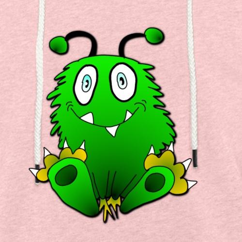 Fubbel Monster - Leichtes Kapuzensweatshirt Unisex