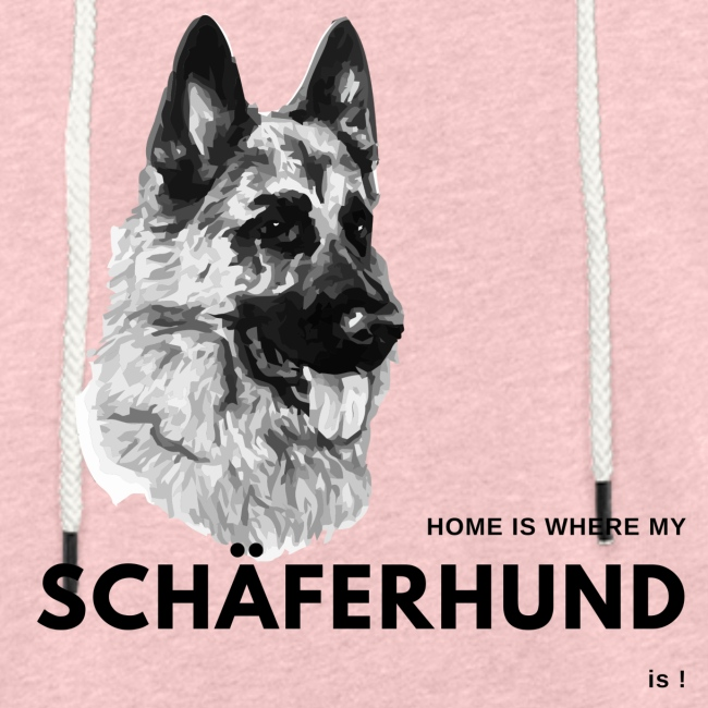 Home is where my Schäferhund is !