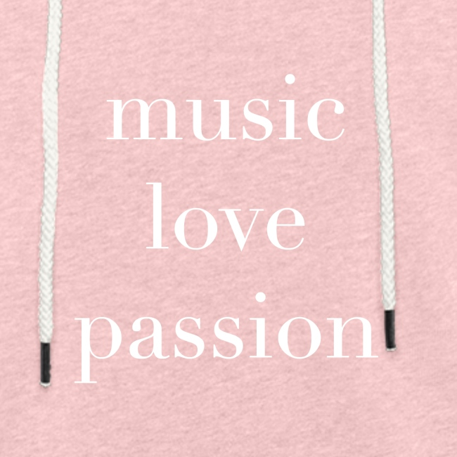 music love passion weiss