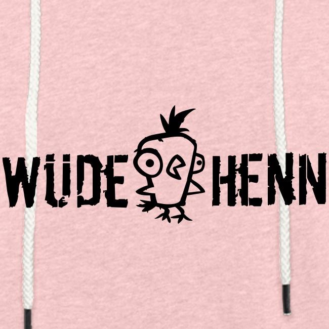 Vorschau: Wüde Henn - Leichtes Kapuzensweatshirt Unisex