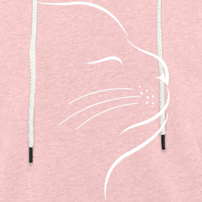 Vorschau: Catstyle - Leichtes Kapuzensweatshirt Unisex