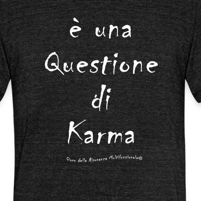 questione di Karma Bianco