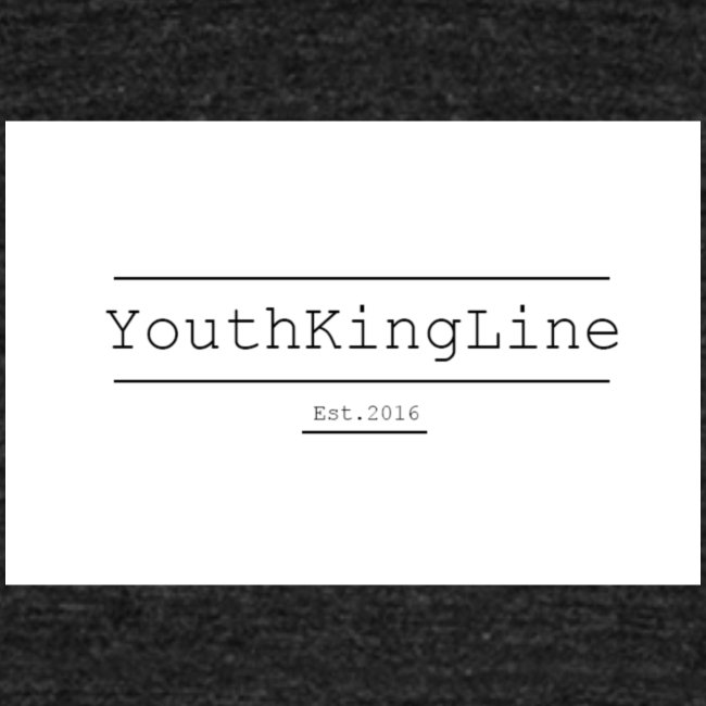 YouthKingline White T-shirt