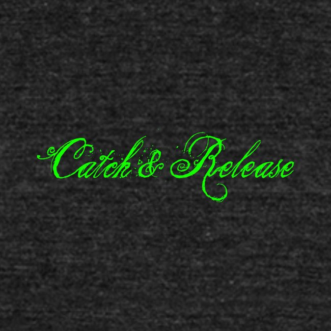 Catch N Release Neon Green