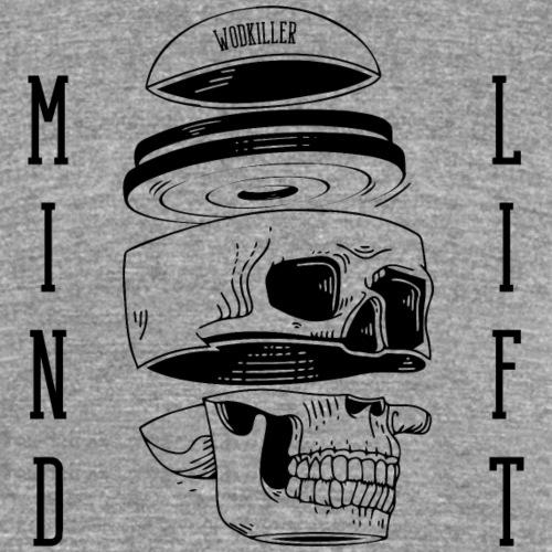 MINDLIFT - T-shirt chiné Bella + Canvas Unisexe