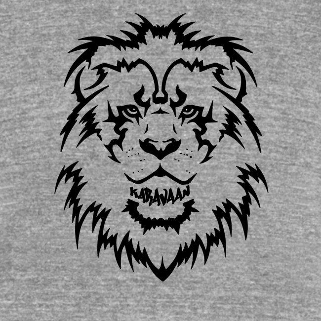 Karavaan Lion Black