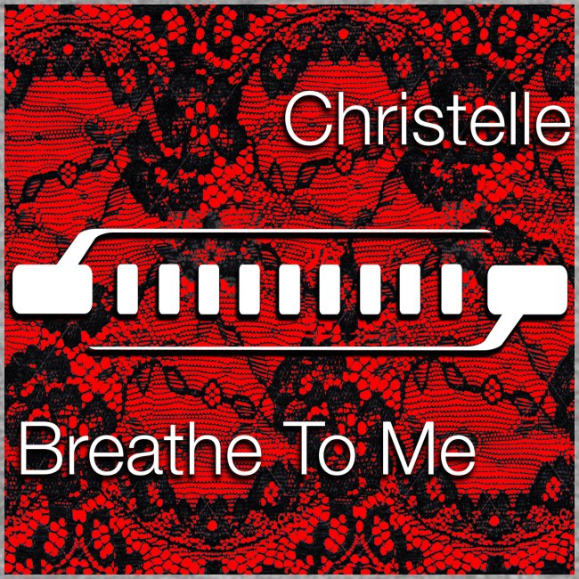 Christelle Album Breathe To Me official T Shirt