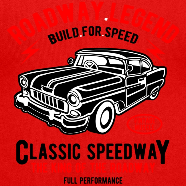 Roadway Legend Build for Speed