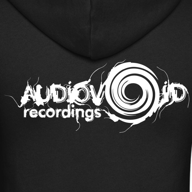 AudioVoid White Logo