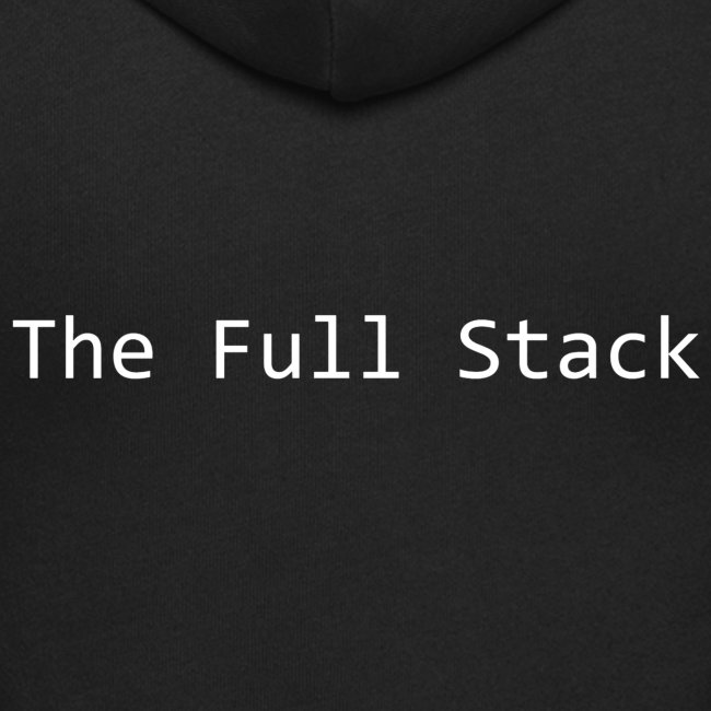 The Full Stack