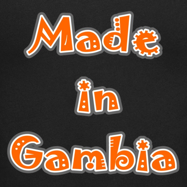 Made in Gambia