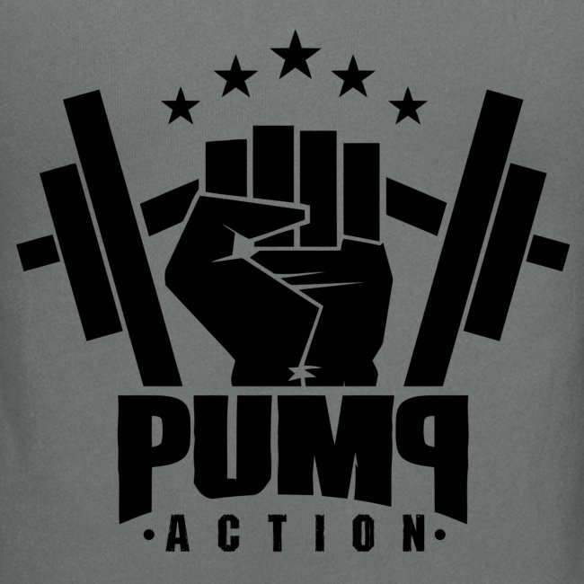 PUMP-ACTION LOGO BLACK