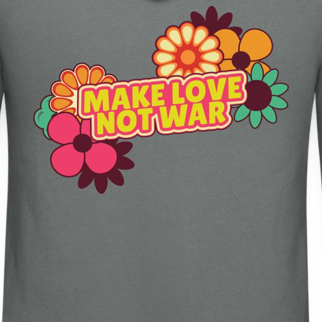 Vexels make love not war Shirt