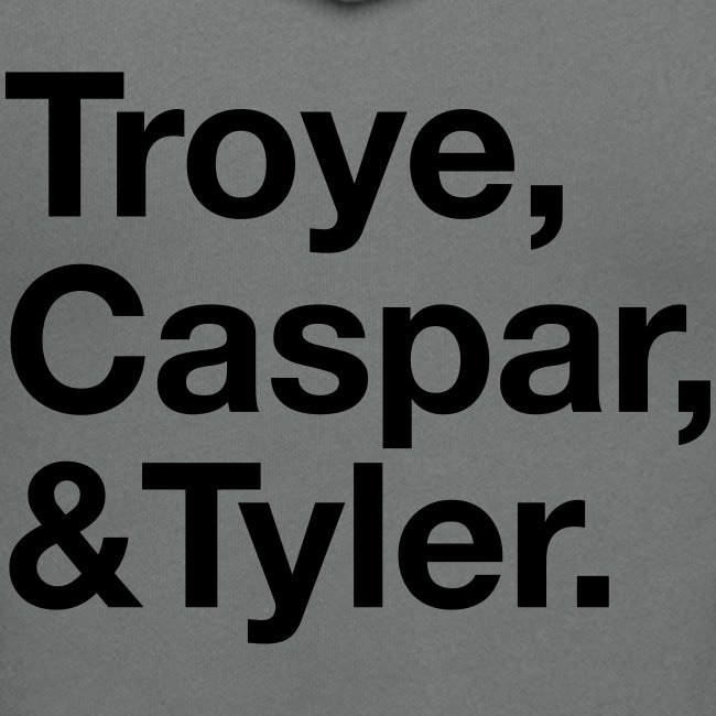 TROYE CASPAR AND TYLER - YOUTUBERS