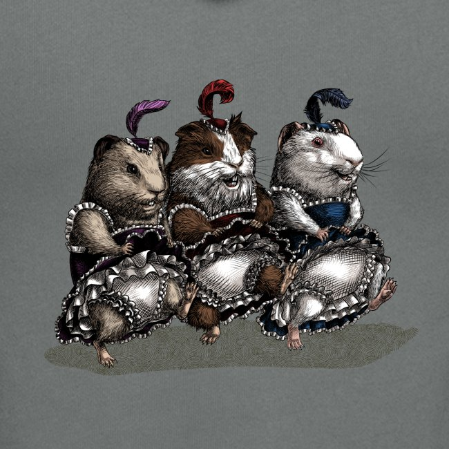 Can-can Guinea Pigs