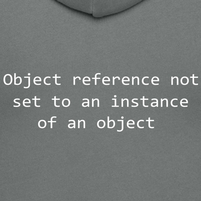 Object Reference - White