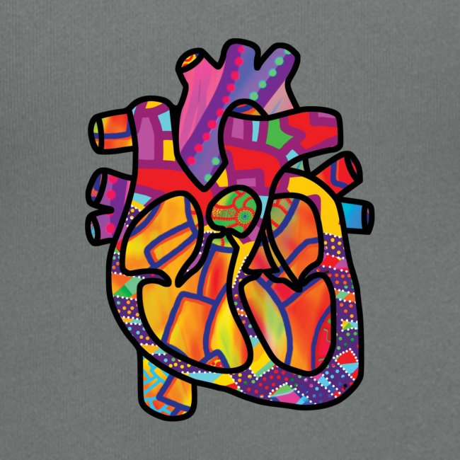 Real Energetic Heart