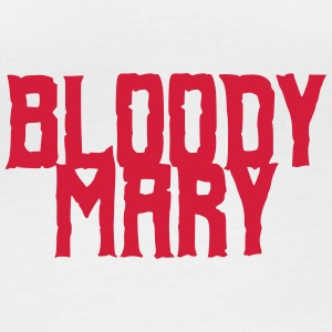 Horreur Bloody Mary - T-shirt manches longues bio Femme