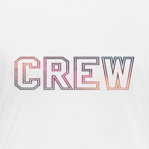 Me and my crew - Women's Organic Longsleeve