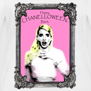 Happy Channelloween - Women's Organic Longsleeve