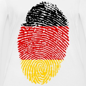 GERMANY 4 EVER COLLECTION - Women's Organic Longsleeve