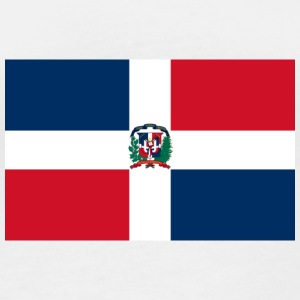 National Flag Of The Dominican Republic - Women's Organic Longsleeve
