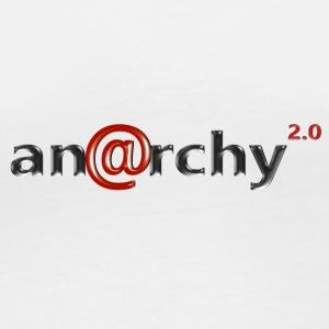 Anarchy 2.0 - T-shirt manches longues bio Femme
