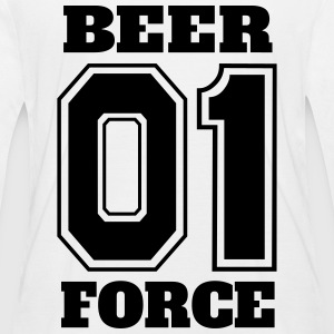 Force Beer 01 - Party Shirt - T-shirt manches longues bio Femme