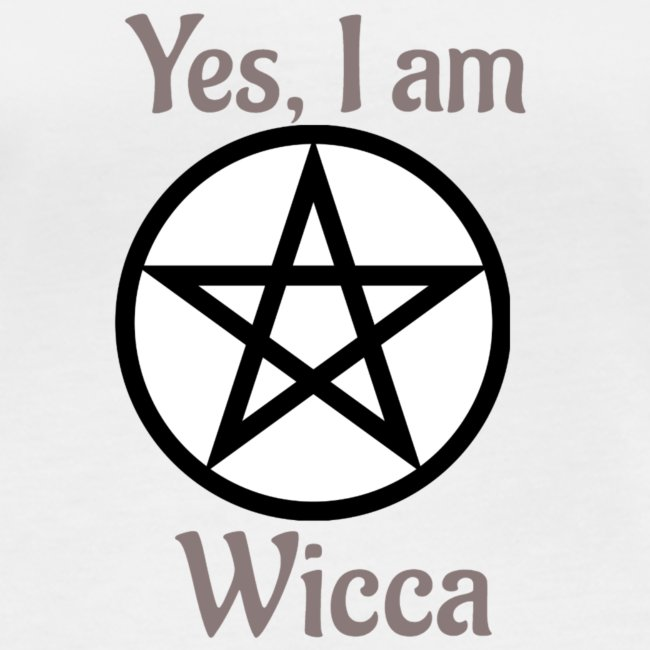 Si, soy wicca