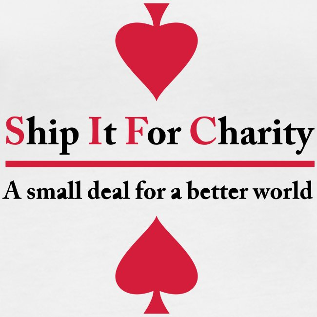 Ship It For Charity