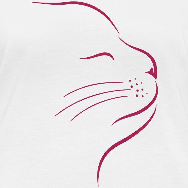 Vorschau: Catstyle - Frauen Bio-Langarmshirt von Stanley & Stella
