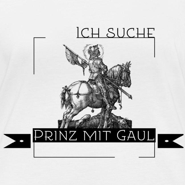Ich suche Prinz mit Gaul
