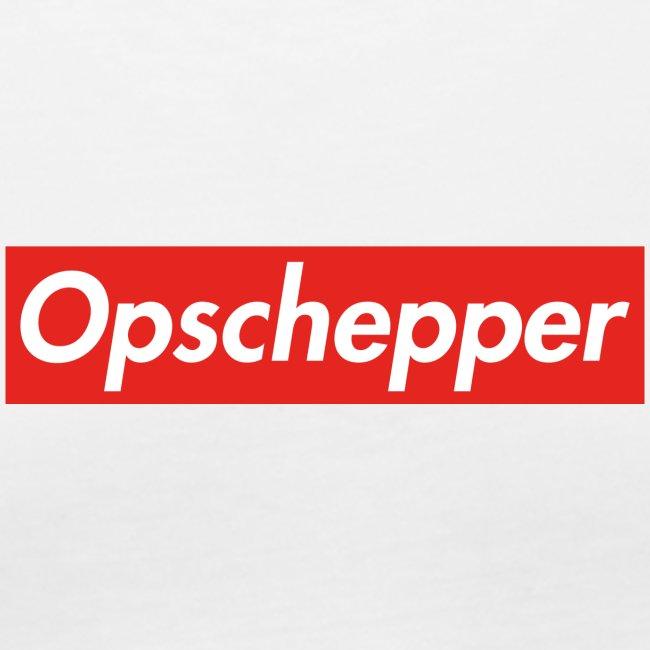 Opschepper Classic Rood