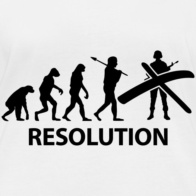 Resolution Evolution Army