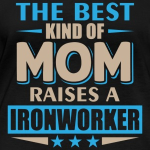Mom Ironworker - Mother's Day - Women's Organic Longsleeve